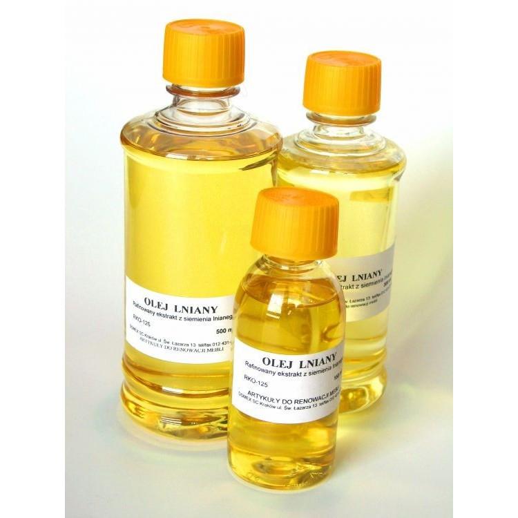 RKO-125 / Olej lniany 150 ml