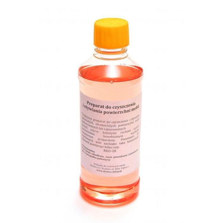RKO-28 / Preparat do czyszczenia politury 0,5 L