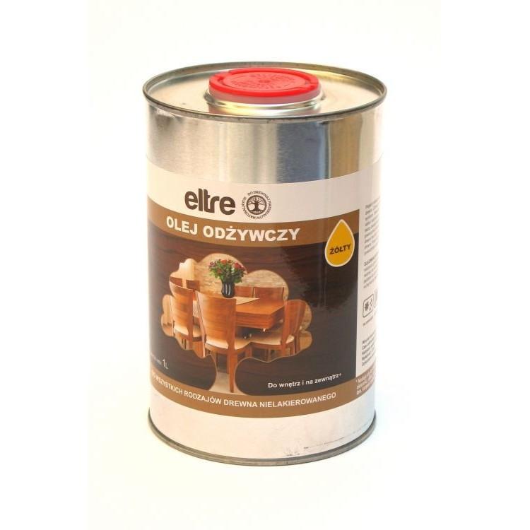 RKO-10 LTR 1000 J / Olej odżywczy  do drewna  -  1L