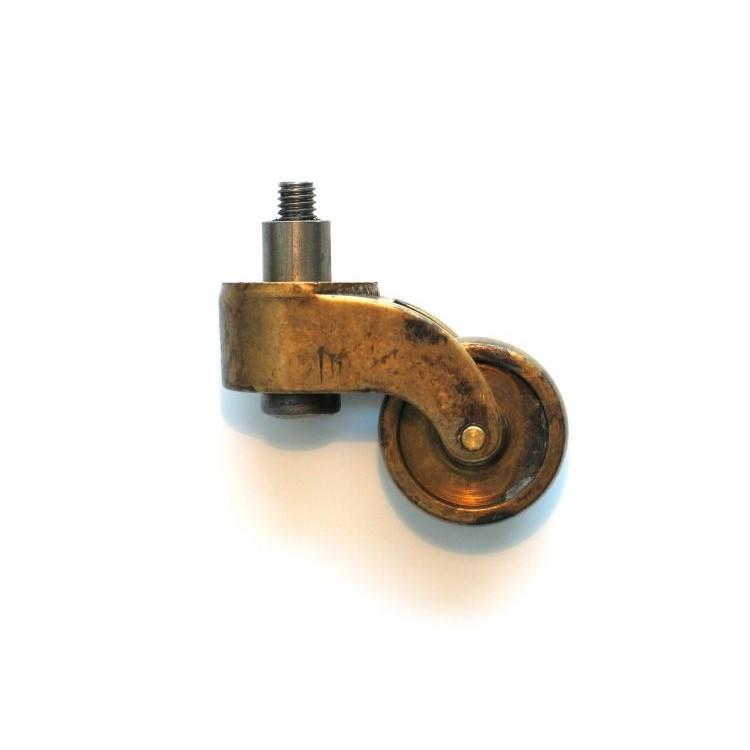 OA 907 / Kółko mosiężne z tulejką