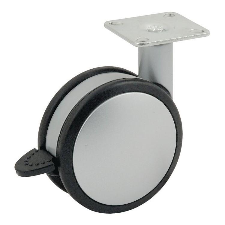 G30-6766/4278 / Kółko meblowe 80 mm