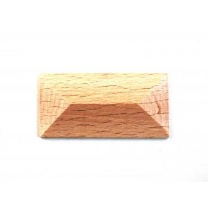 PIR-1 / Element drewniany piramidka
