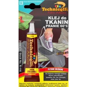 TECH-R-116 / Klej do tkanin 20 ml.
