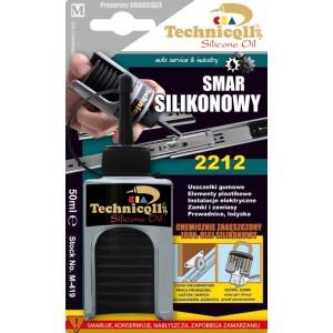 TECH-M-419 / Smar silikonowy 50 ml.