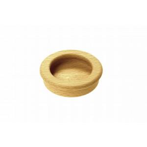 Uchwyt WP fi50 / Uchwyt wpuszczany drewniany