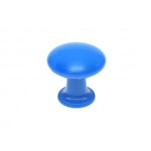 G30-Z287/25.niebieska / Gałka meblowa
