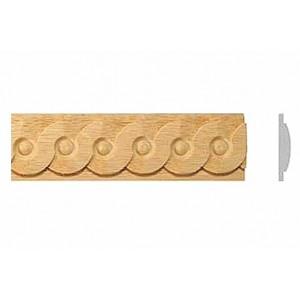 LC 620.233 / Listwa drewniana ozdobna 120cm