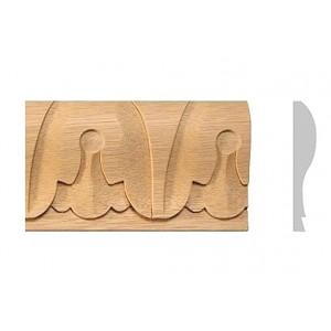 LC 620.206 / Listwa drewniana ozdobna 120cm